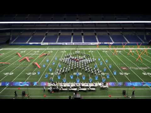 Georgetown Eagle Marching Band State UIL Prelims - 11-8-17