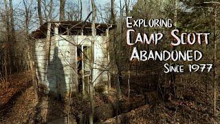 Camp Scott - 43 Yeąrs After The Murders