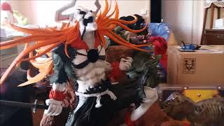 Bleach Ichigo vasto lordes unboxing