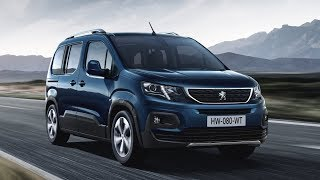 Peugeot Rifter 2018 Car Review