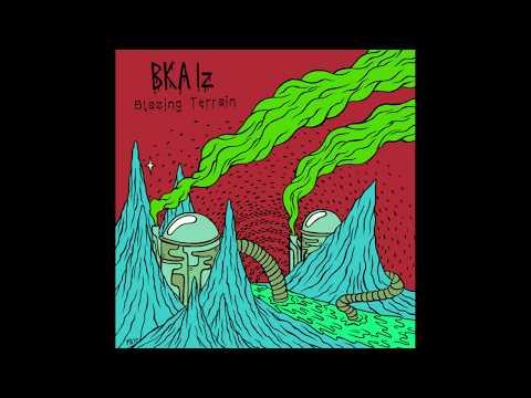 BKA Iz - Blazing Terrain (2017) (Full Album)