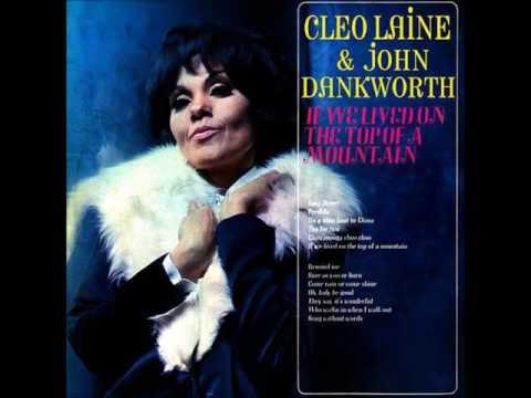 Cleo Laine and John Dankworth - Chattanooga Choo Choo