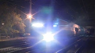The Acela Project: Amtrak Acela Express HIGHSPEED 165MPH+ Testing [2014]