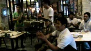 Congo Grille Tomas Morato Tagalog Birthday Song