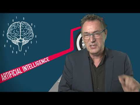The difference between Human Intelligence (HI) and Machine Intelligence (AI) Futurist Gerd Leonhard