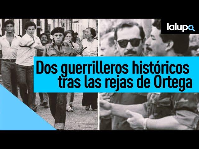 #Nicaragua | Régimen de Daniel Ortega encarcela a combatientes históricos del FSLN