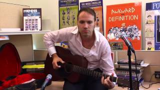 Cubicle Concerts: Jeremiah Lockwood