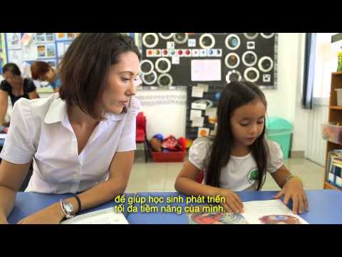 The ABCIS International School in Ho Chi Minh City (Vietnamese subtitles)