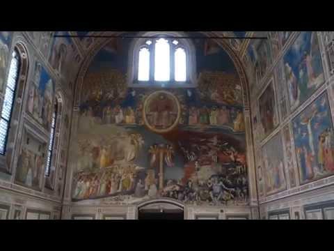 Padova's Scrovegni Chapel in One Minute