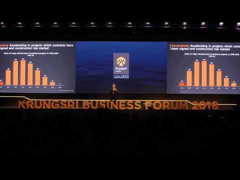 Krungsri Business Forum 2018: แนวโน้ม Economic Outlook 2019 มีทิศทางอย่างไร