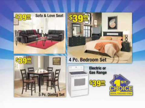 1st Choice Rent To Own Furniture TV Commercial 1053    YouTube 1st Choice Rent To Own Furniture TV Commercial 1053
