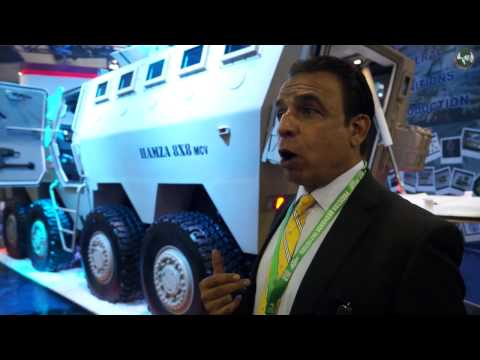 IDEAS 2016 International Defense Exhibition in Karachi Pakistan new products army military equipment