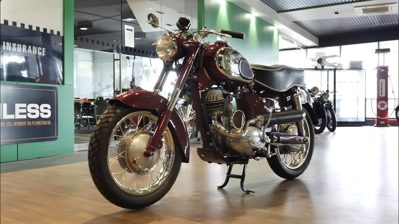 1954 Puch SGS 250cc 'Super Sports' Motorcycle - 2020 Shannons Winter Timed Online Auction