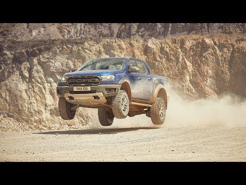 Nuevo Ford Ranger Raptor