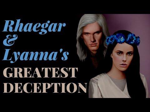 Game of Thrones|Mysteries, Myths, and Motives|Rhaegar and Lyanna's Greatest Deception