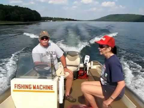 Sea Nymph Fishing Machine - 16' - 1984