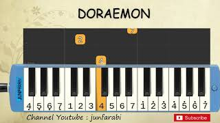 not pianika doraemon - lagu anime doraemon cover not pianika