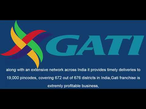 How To Open Gati Franchise Business - Gati KWE Courier Agency