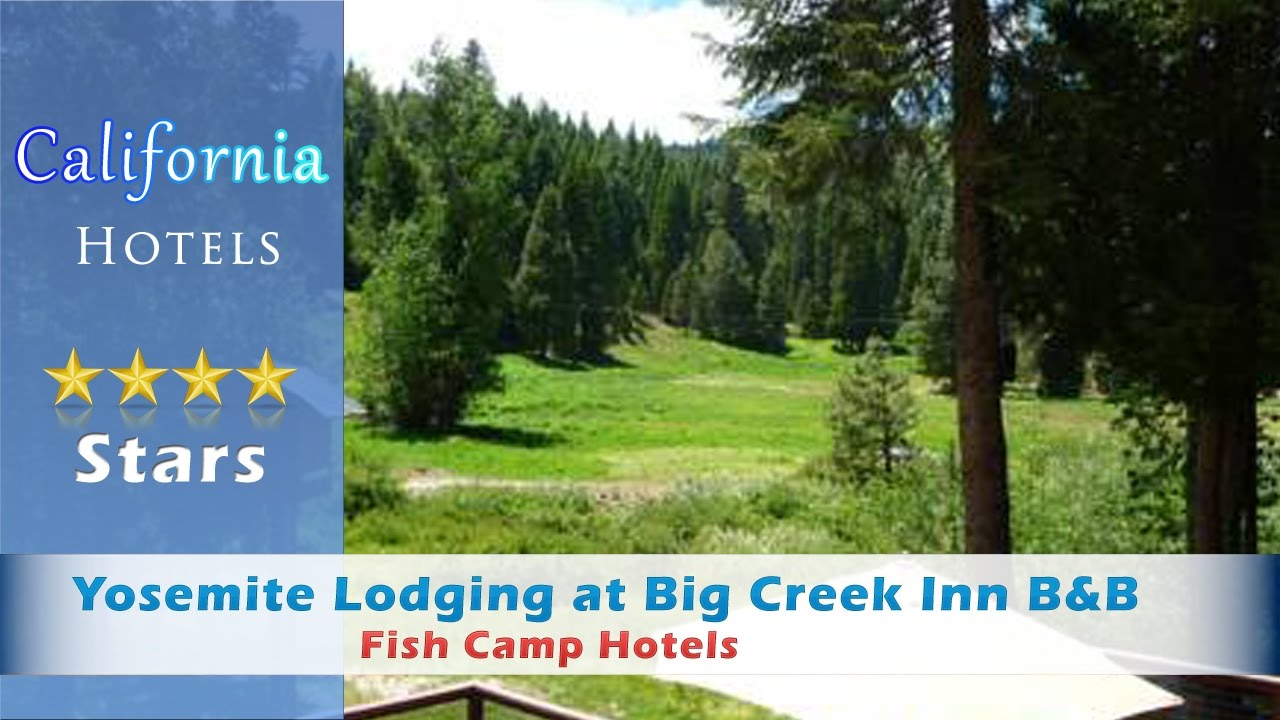 Yosemite Lodging At Creek Inn B Fish Camp Hotels California