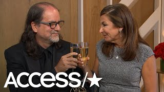 Glenn Weiss & His Fiancée Dish On That Epic Emmys Proposal: 'The Moment Presented Itself' | Access