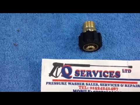 karcher 300 pressure washer manual