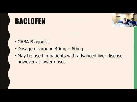 Alcohol Dependence-Anticraving Agents for Relapseprevention by Dr.Jayakrishnan Menon TN