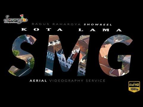 Kota Lama Semarang | Aerial Video