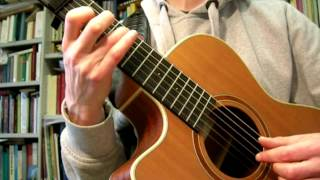 Shape of My Heart - Sting (Fingerstyle cover)