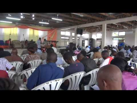 TANZANIA PASTORS CONFERENCE DAY 1