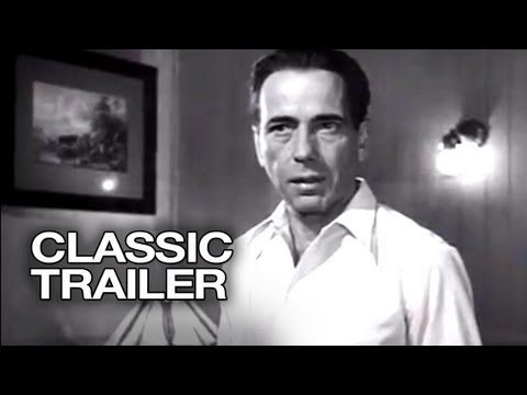 Key Largo Official Trailer #1 - Humphrey Bogart Movie (1948) HD