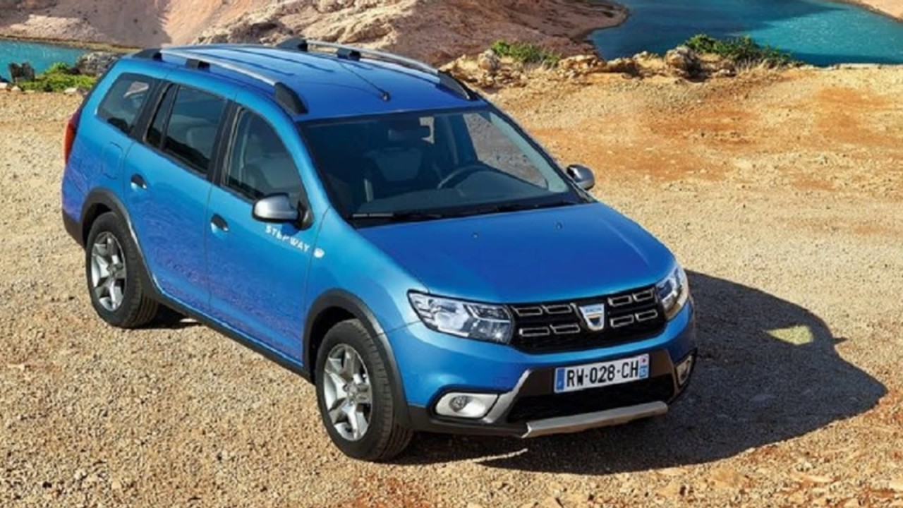 2019 the dacia logan new stepway concept youtube. Black Bedroom Furniture Sets. Home Design Ideas