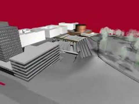 Stockholm Public Library Competiton: CK-Architecture