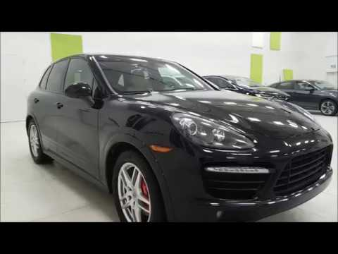 Porsche Cayenne A Vendre >> Porsche Cayenne Gts 2014 A Vendre