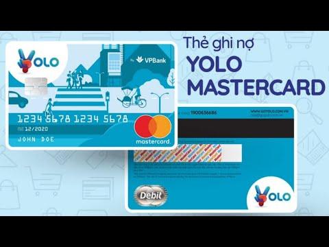 Hướng Dẫn Tạo Thẻ VISA ảo Miễn Phí Với Yolo Của Vpbank