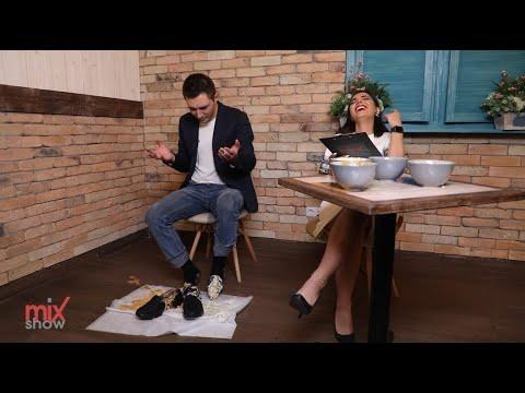 Mix Show 12- Ինչպե՞ս են Հայկին եթերում «տանջում»` կոշիկի մեջ շպռոտ լցնում և մազահեռացում կատարում