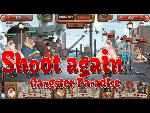 Mafioso Gangster Paradise - Harbor level | Gameplay Android