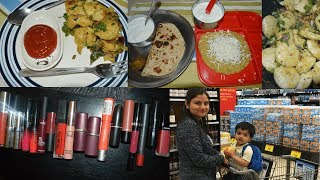 Spend The Day With Me |Lipstick Collection, Healthy Cooking | Indian Mommy Vlogger |Real Homemaking