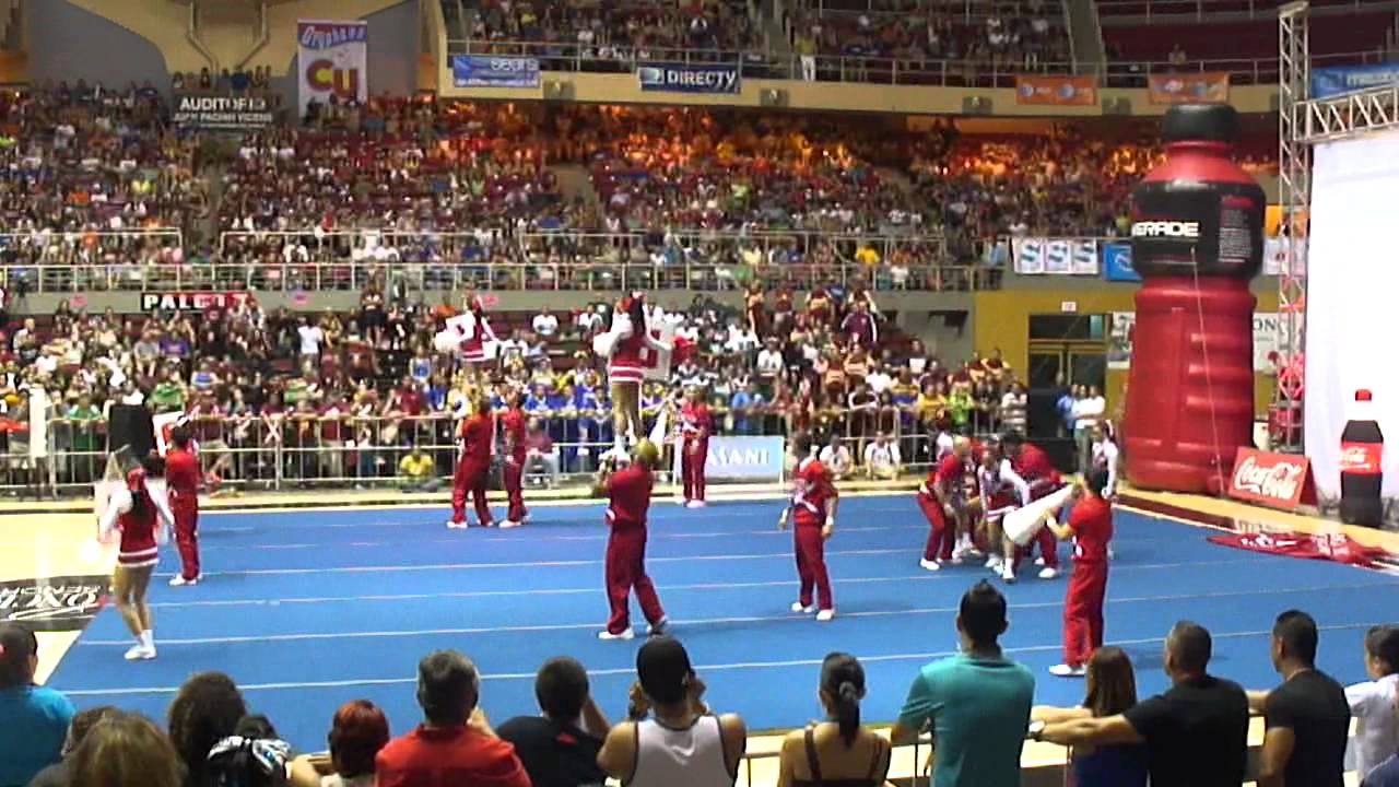 Justas LAI 2012 Cheerleading- UPR Rio Piedras- Gallitos. - YouTube