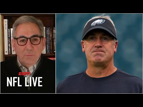 This is a sad day for Philadelphia sports – Sal Pal on Eagles firing Doug Pederson | NFL Live