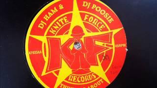 DJ Ham & DJ Poosie- Thinking About U (1995)