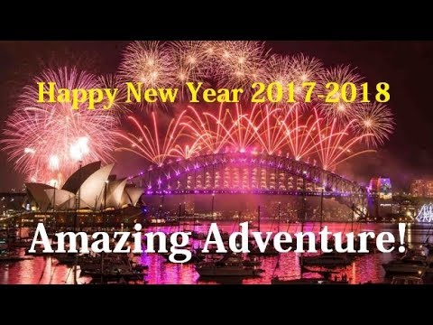 Sydney New Years Eve Spectacular Adventure!