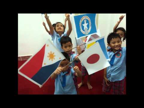 Asia-Pacific Fredfort International School United Nations Day (olympic branch)