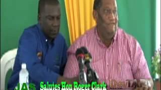 JAS Salutes Hon Roger Clark Thumbnail