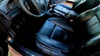 Detalhes internos BMW