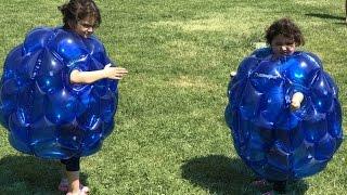 Kocaman Parkta Sumo Güreşi Yaptık Eğlenceli Bir Piknik Oldu