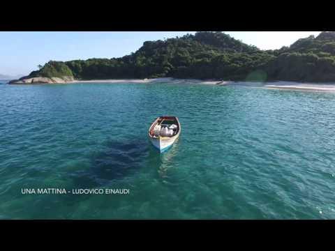 Una Mattina - Ludovico Einaudi - full song clip - 4k - Campeche Island Brazil