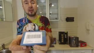 Розпакування посилки з Computeruniverse.ru 9.11.16
