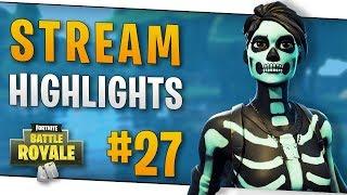Fortnite - Stream Highlights #27! - October 2018 | DrLupo