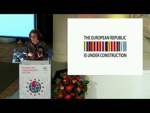 Keynote Guérot: Warum Europa eine Republik werden muss IMK Forum 2018