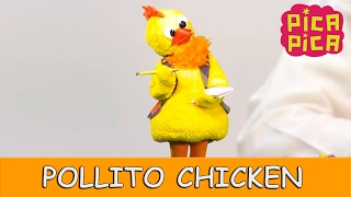 Pica-Pica - Pollito chicken (Videoclip Oficial) - English Pitinglish